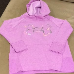 YOUTH UNDER ARMOUR HOODIE NWT